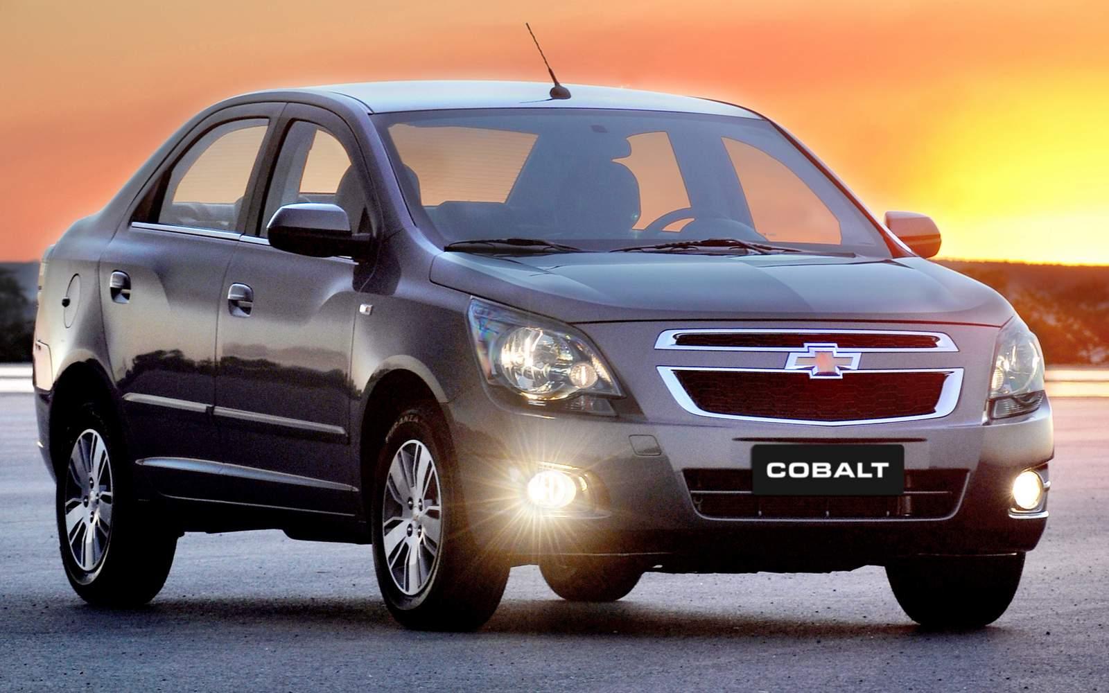 Chevrolet Cobalt - Exterior plata de tu auto familiar