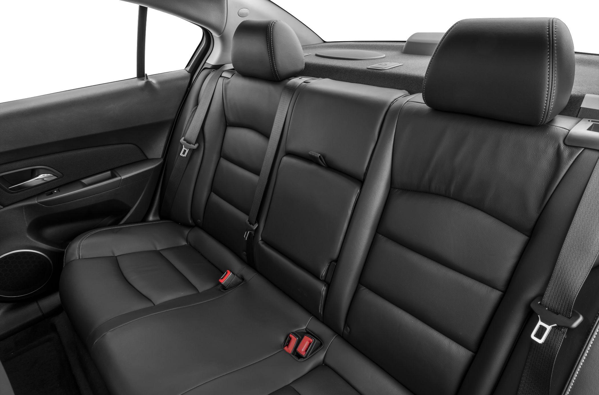 Chevrolet Cruze - Interior de tu sedán