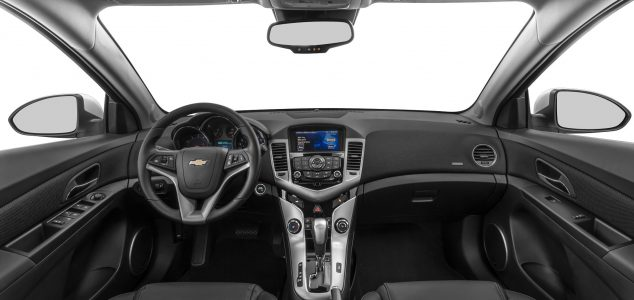 Chevrolet Cruze 2015 inside view