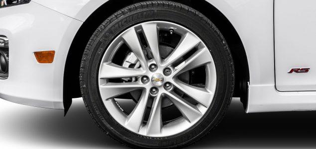 Chevrolet Cruze Tyre