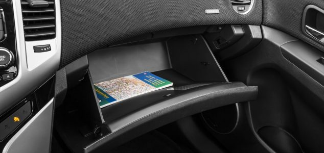 Chevrolet Cruze Inside View