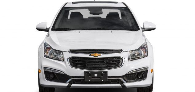 Chevrolet Cruze 2015 Front View