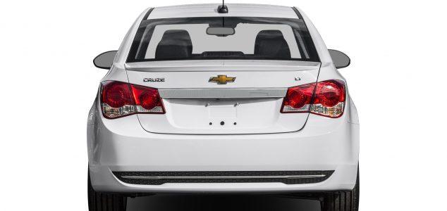 Chevrolet Cruze 2015 Back view