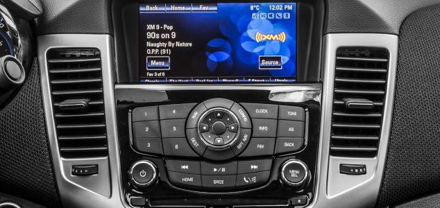 Chevrolet Cruze Music System