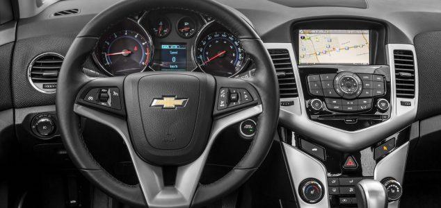 Chevrolet Cruze Steering