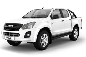D-MAX Double Cab