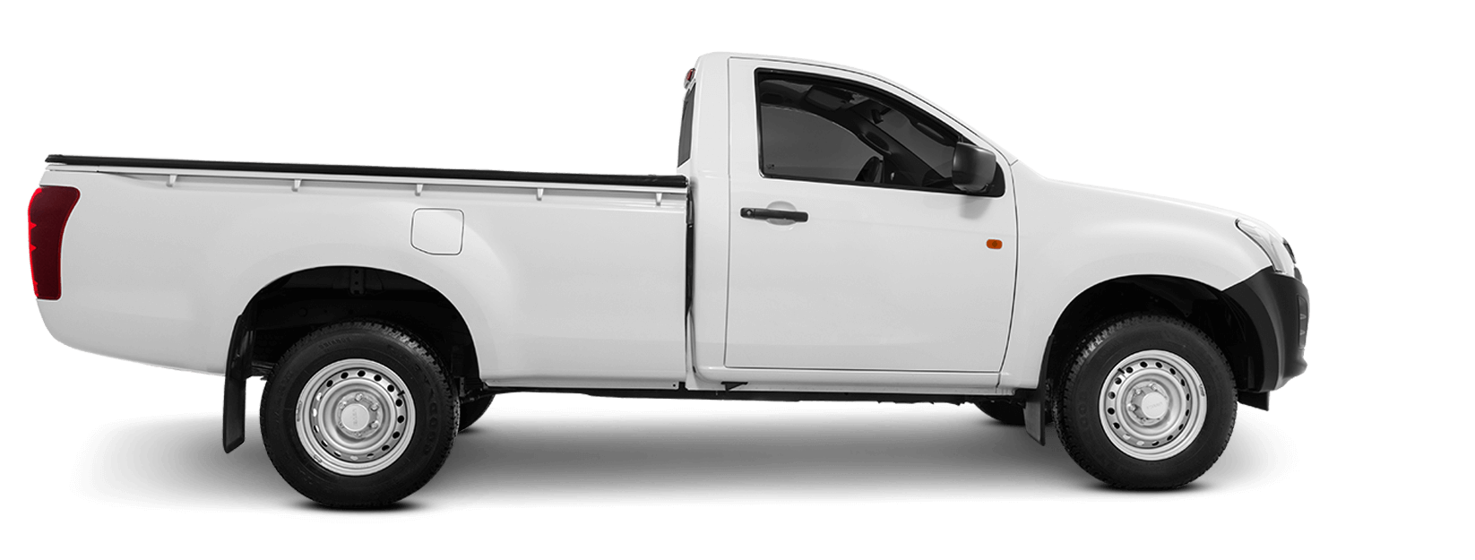 Isuzu D-MAX Single Cab