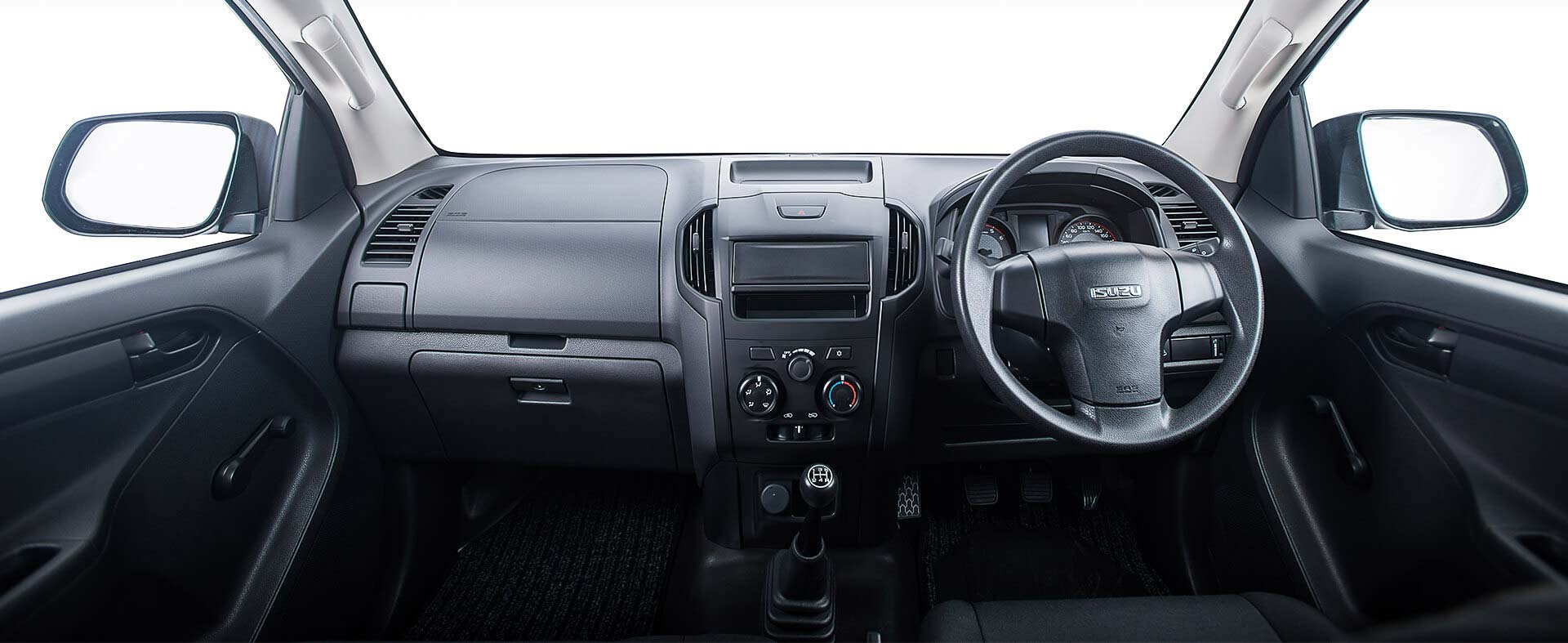 Isuzu Interior Features